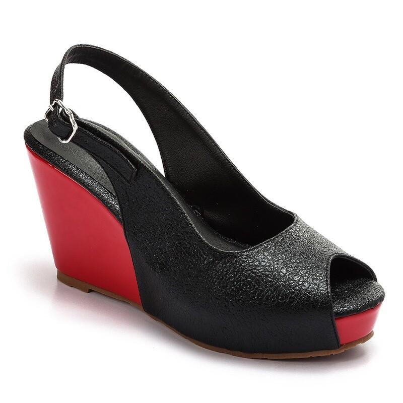 3281 Sandal - Black