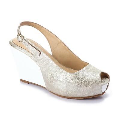3281 Sandal - gold
