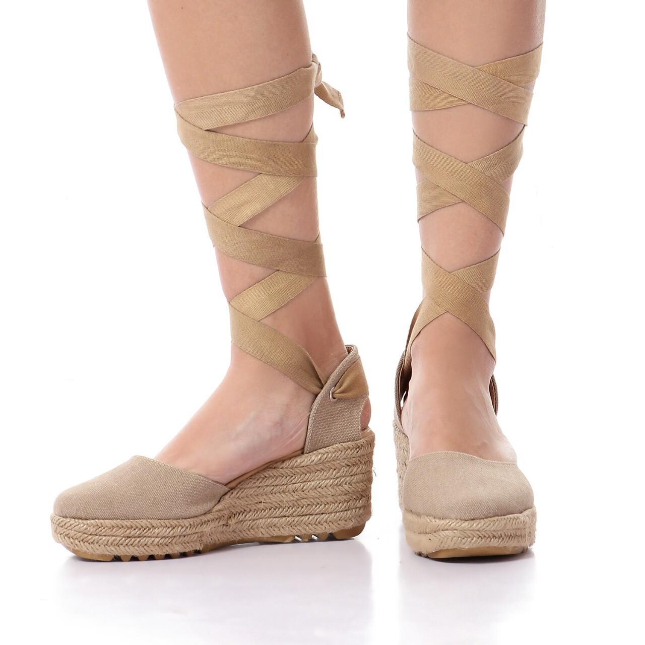 3394 Sandal - Beige