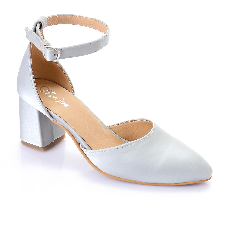 3458 Shoes - silver - satan