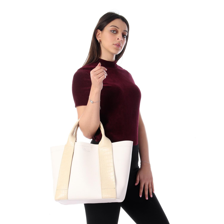 4825 Bag off white