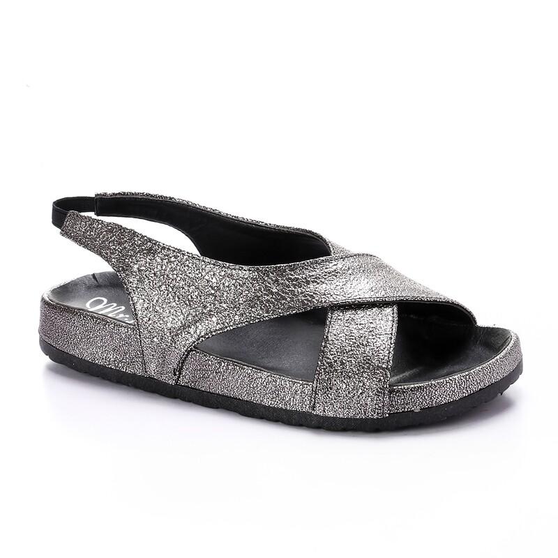 3462 Sandal - Silver