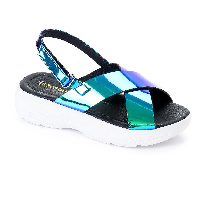 3451 Casual Sandal Kids -Navy V