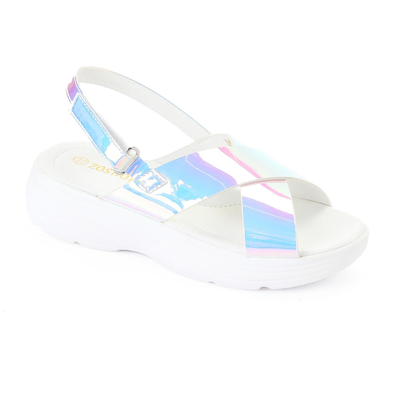 3451 Casual Sandal Kids -White V
