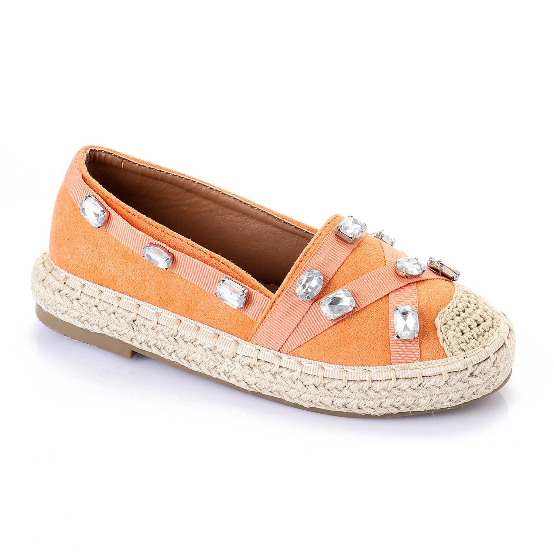 3449 Casual Sneakers Kids - orange