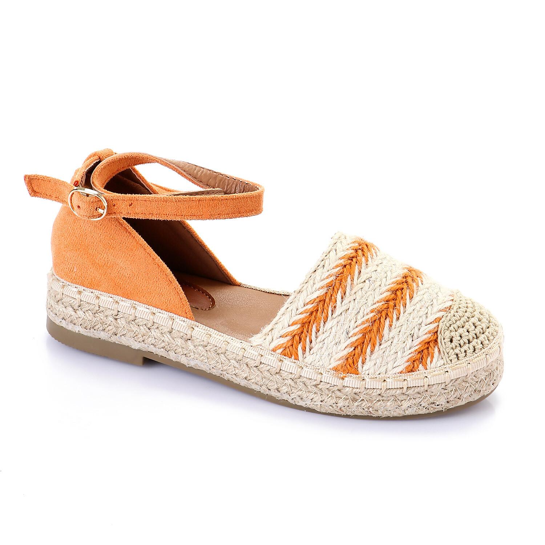 3448 Casual Sneakers Kids - orange