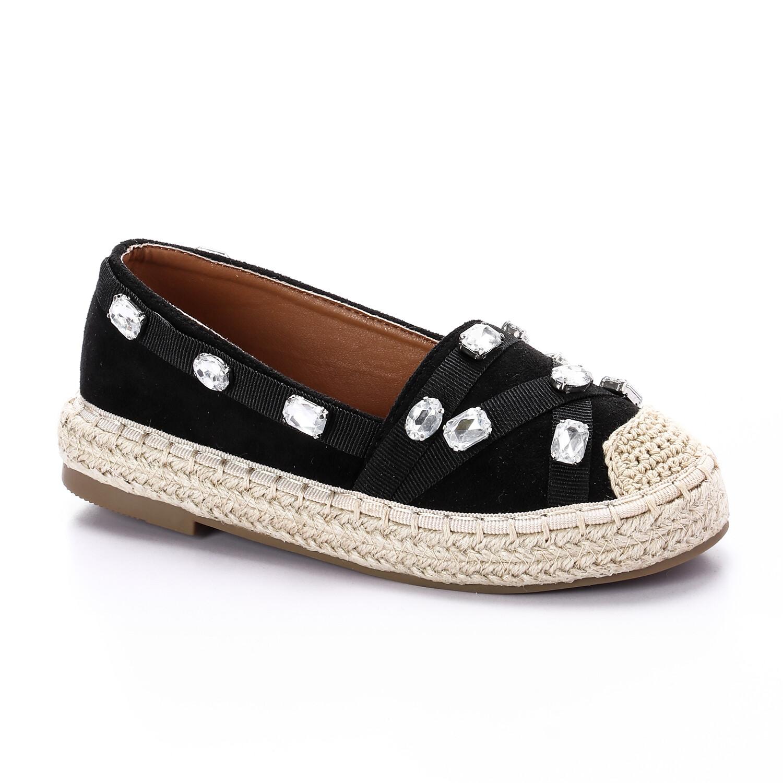 3449 Casual Sneakers Kids - Black