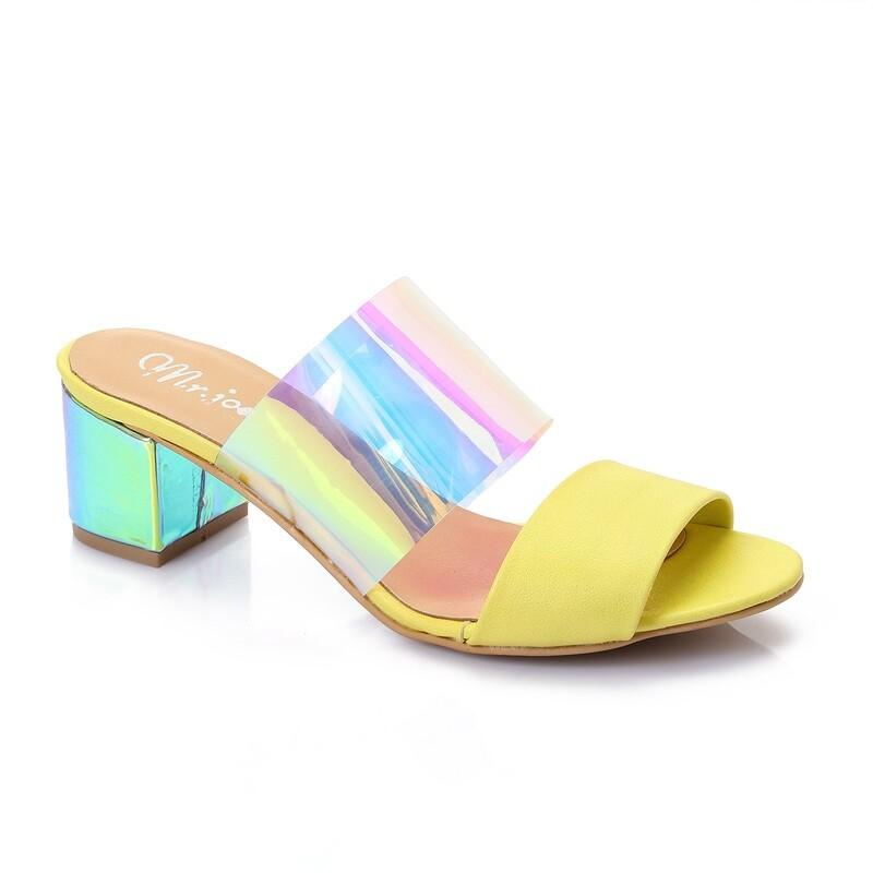 3455 Slipper yellow