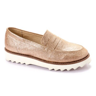 3390 Casual Sneakers - copper