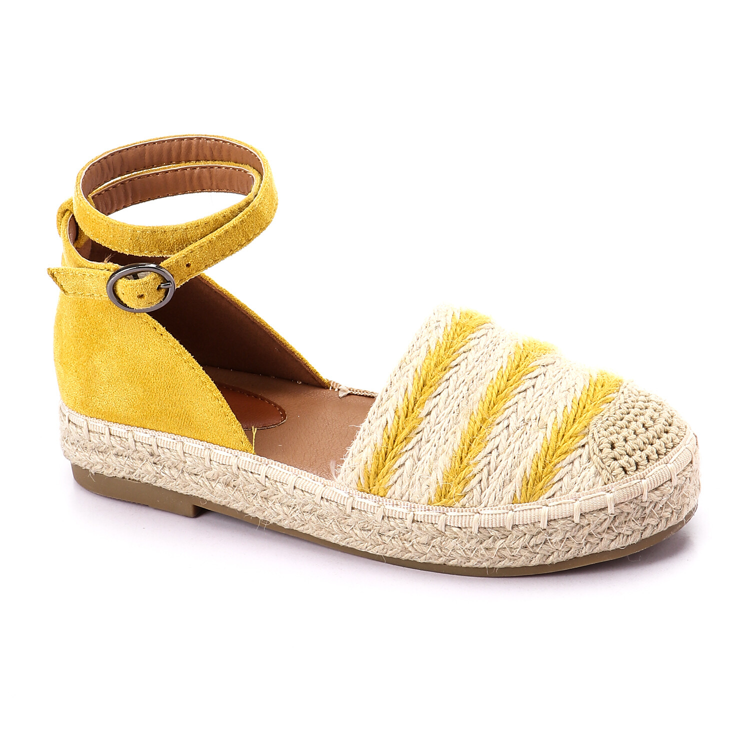 3448 Casual Sneakers Kids - Yellow