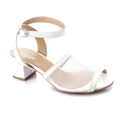 3307 Sandal - White