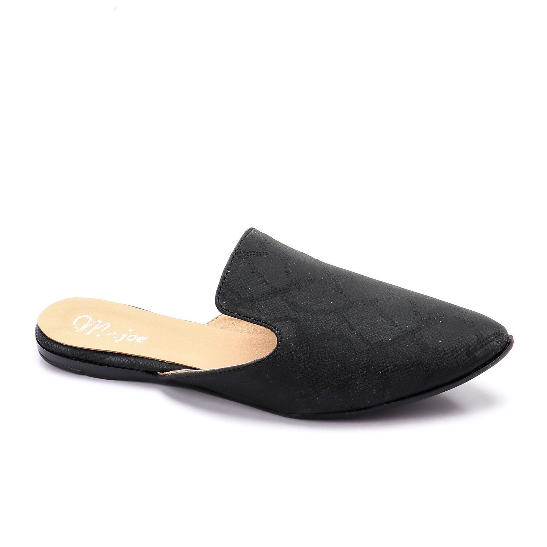 3461 Slipper Black