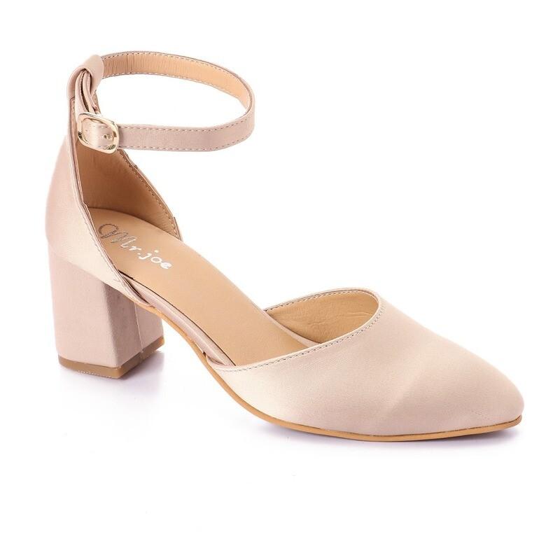 3458 Shoes - gold - satan