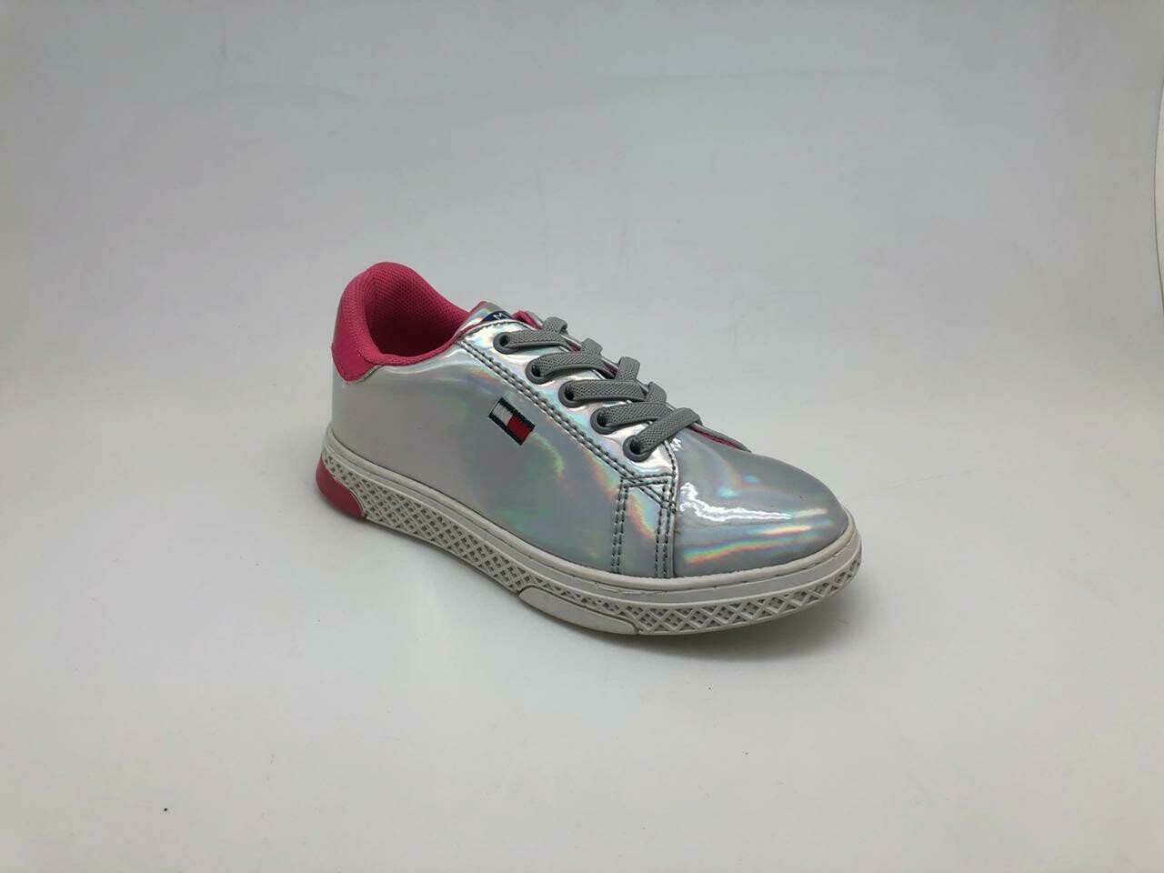 3467 Casual Sneakers - silver