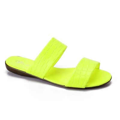 3470 Slipper light yellow