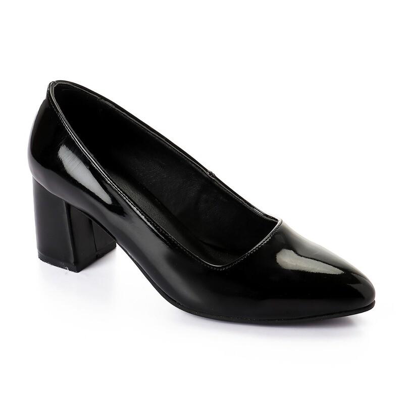 3391 Shoes - Black vern