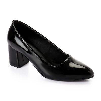 3391 Shoes - Black vern