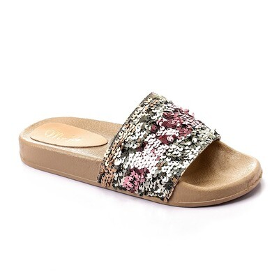3385 Slipper - gold
