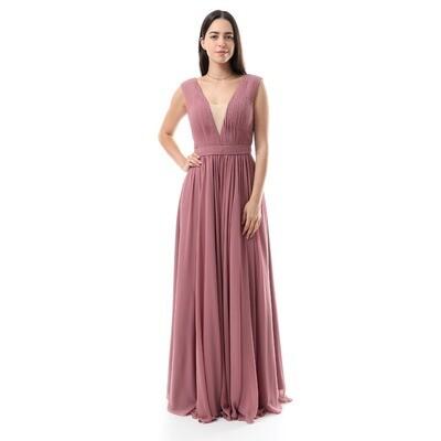 8513 Soiree Dress -cashmer