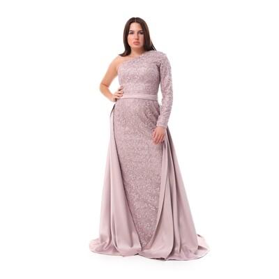 8453 - Soiree Dress -cashmer