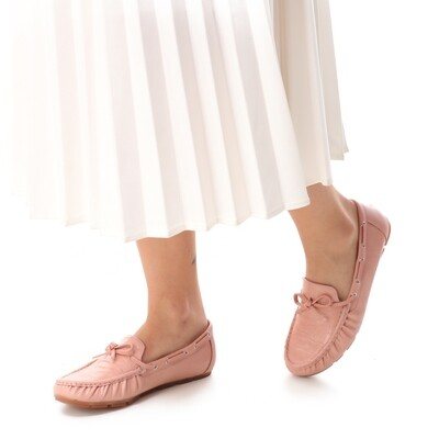 3457 Ballet Flat Shoes - cashmer