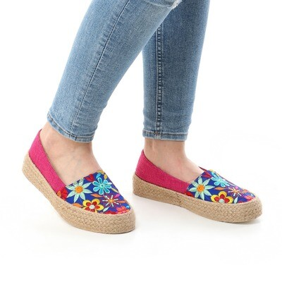3472 Casual Sneakers -fuchsia