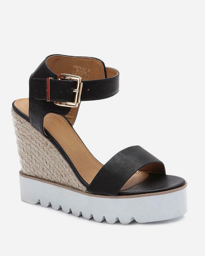 3062 Sandal - Black