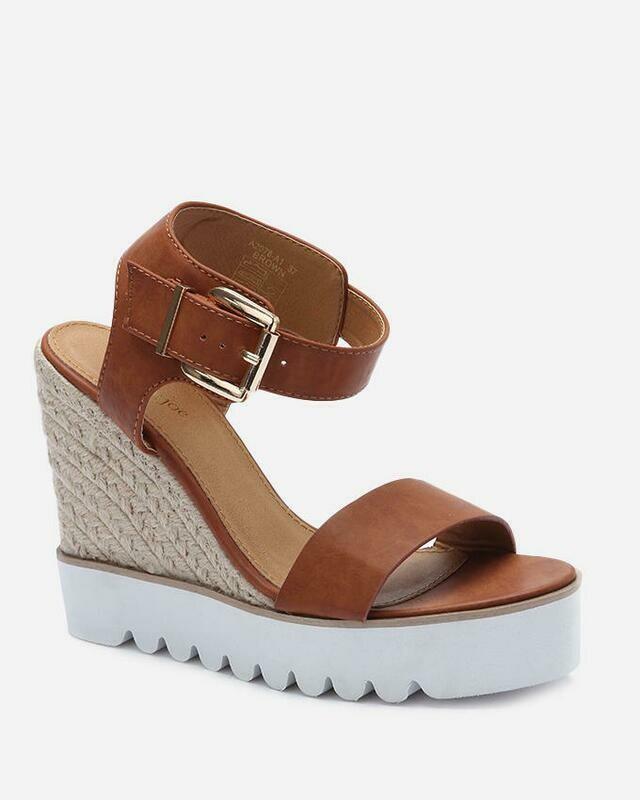 3062 Sandal - brown