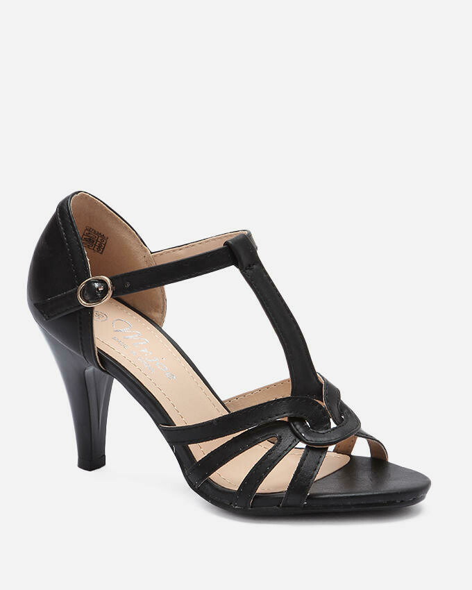 3073 Sandal - Black