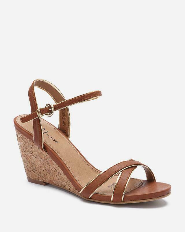 3083 Sandal - brown