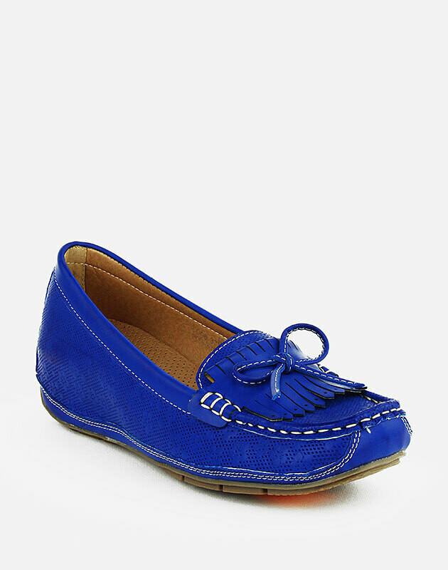 3085 Ballet Flat Shoes - navy