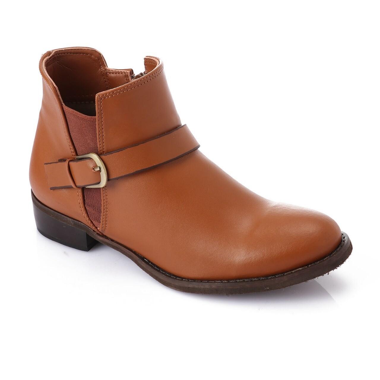 3741 Half Boot - Havan