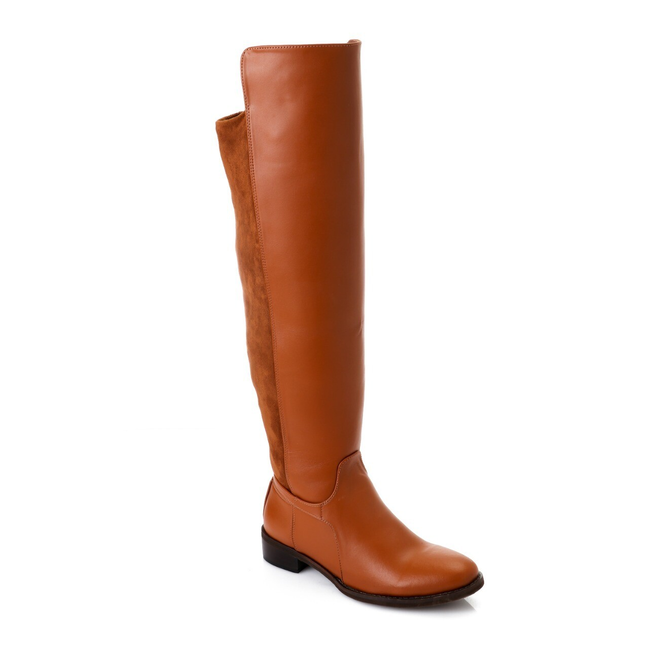 3749 Knee High Boot - Camel
