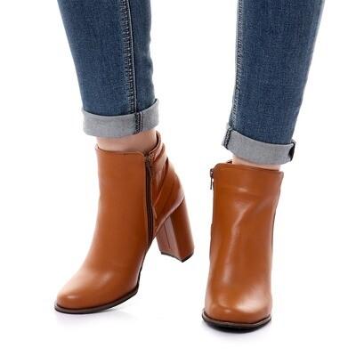 3755 Half Boot - Havan