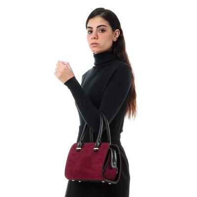 4831 Bag Burgundy