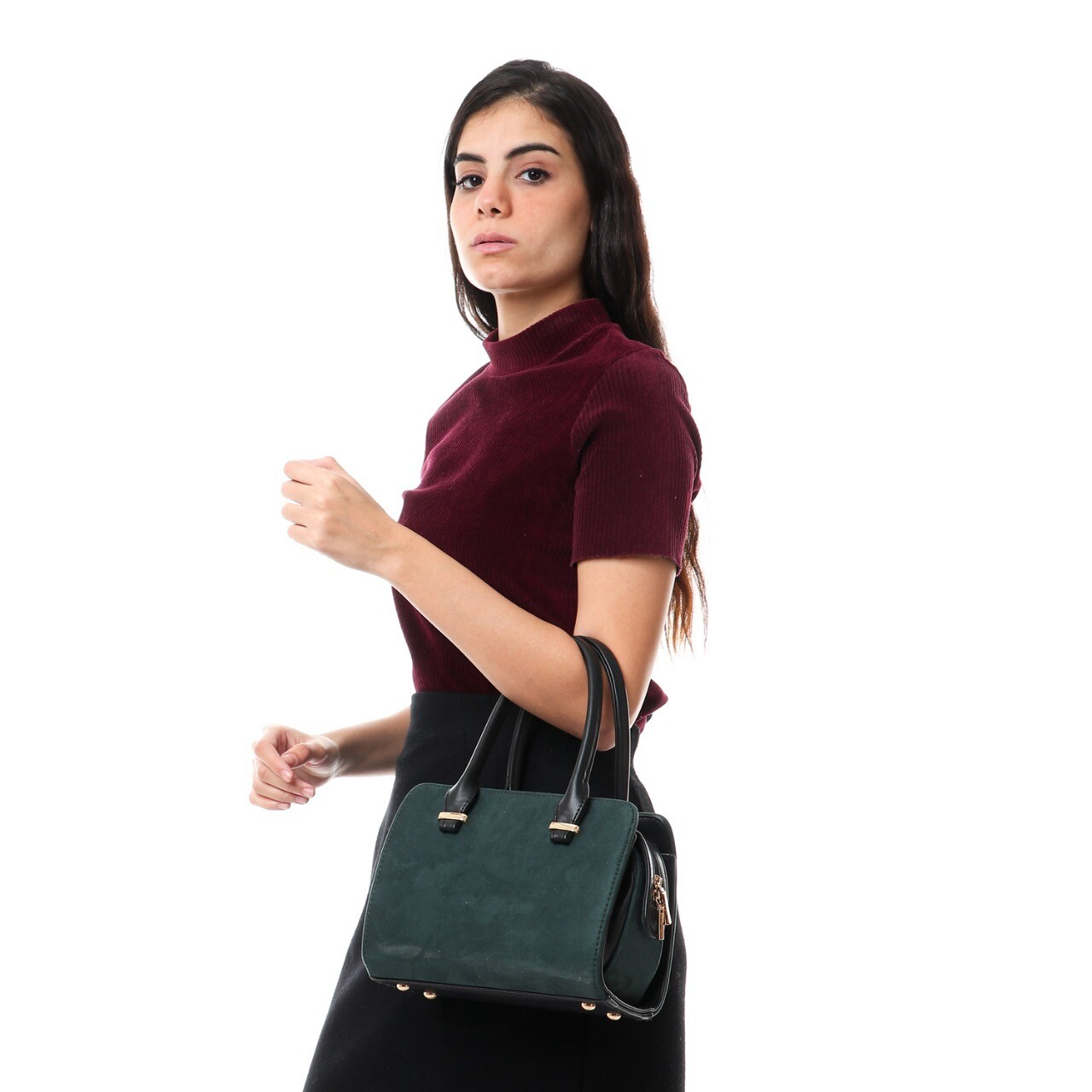 4831 Bag Dark Green