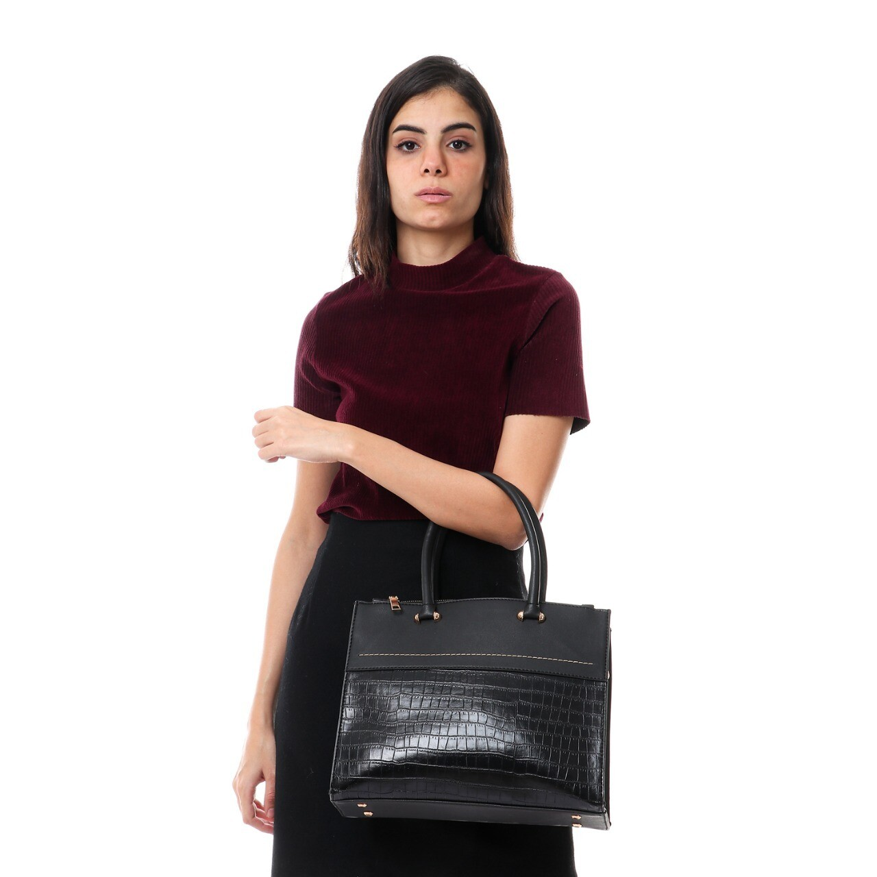 4833 Bag Black