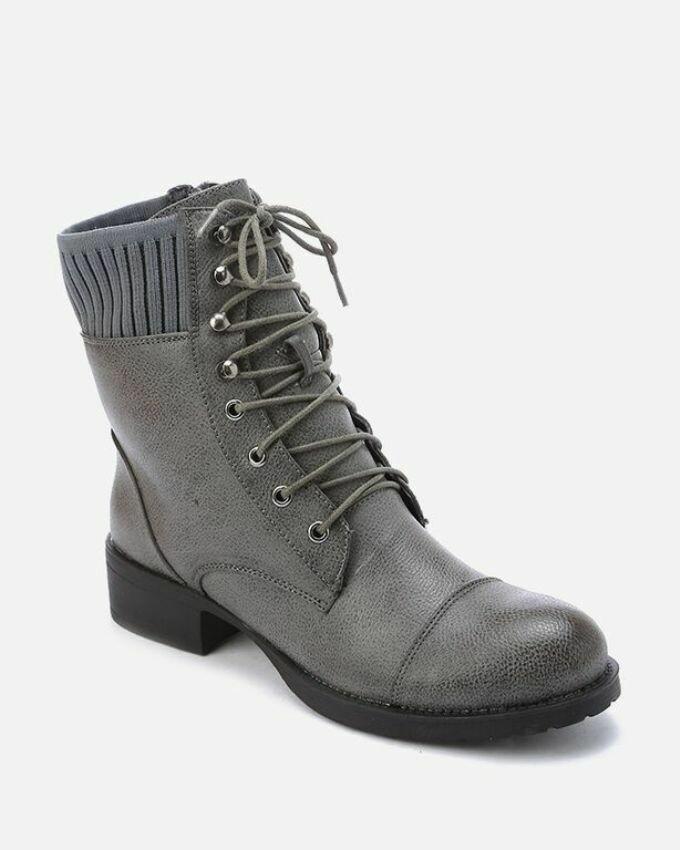 3157 Half Boot - Khaki