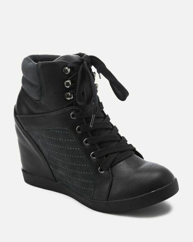 3167 Casual Shoes -Black