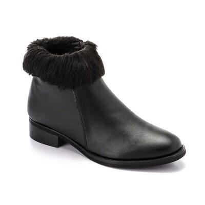 3312 Half Boot - Black