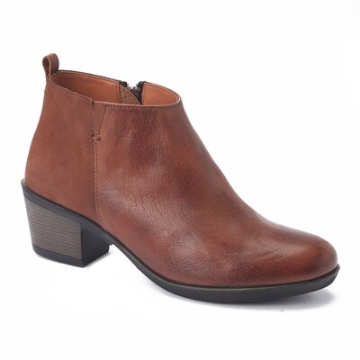 3406 Half Boot - cacao