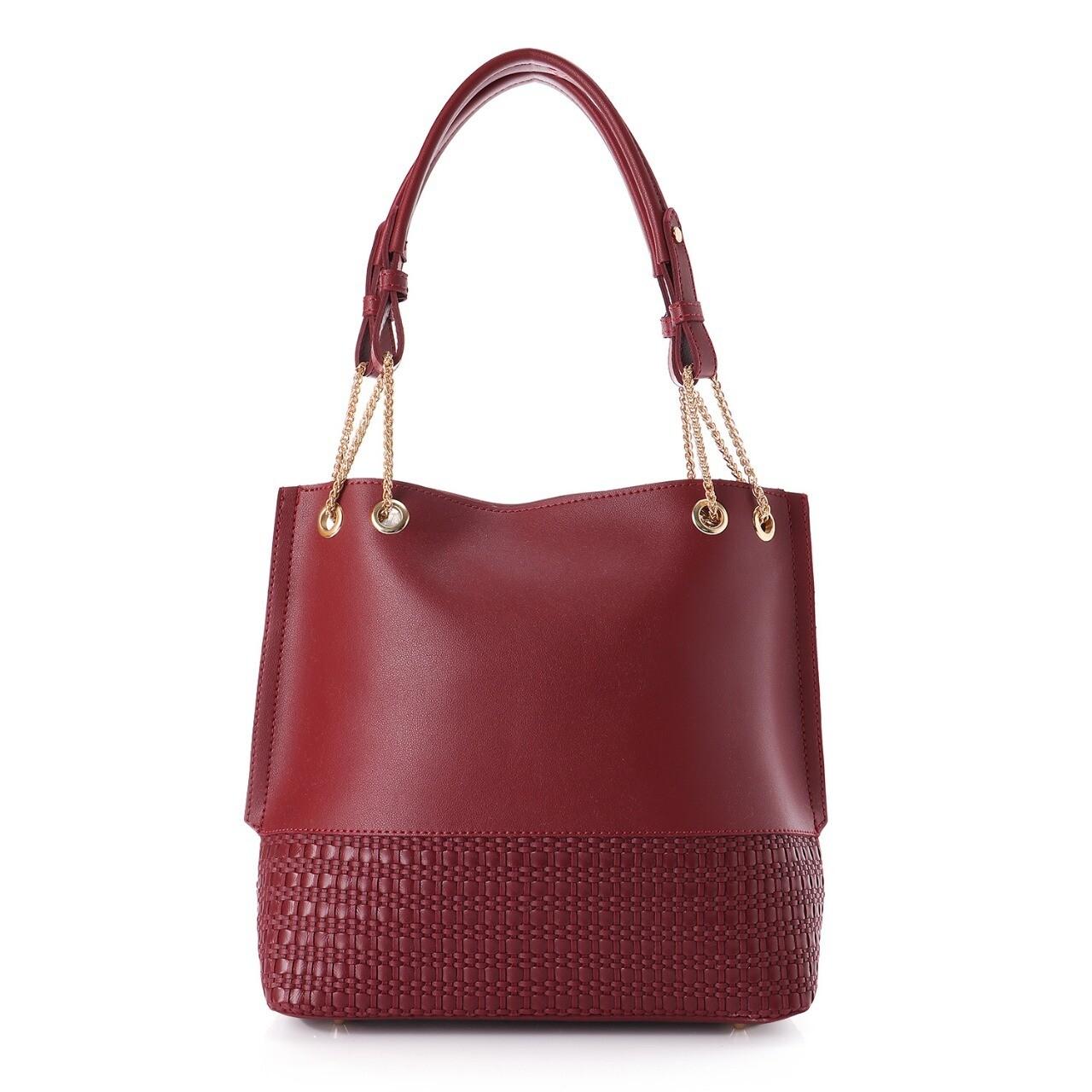 4832 Bag burgundy