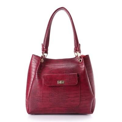 4836 Bag burgundy