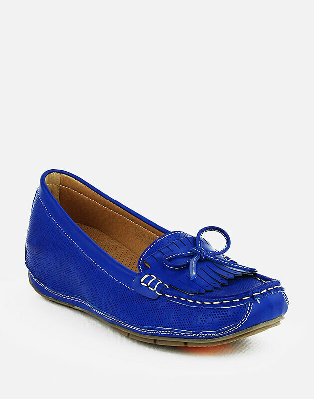 3085 Ballet  Shoes - navy