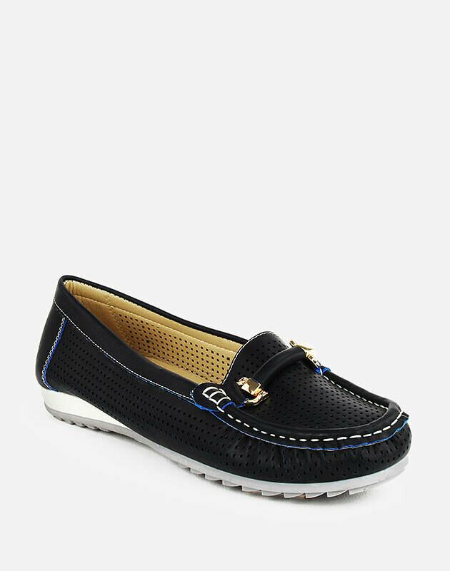 3097 Ballet  Shoes - black