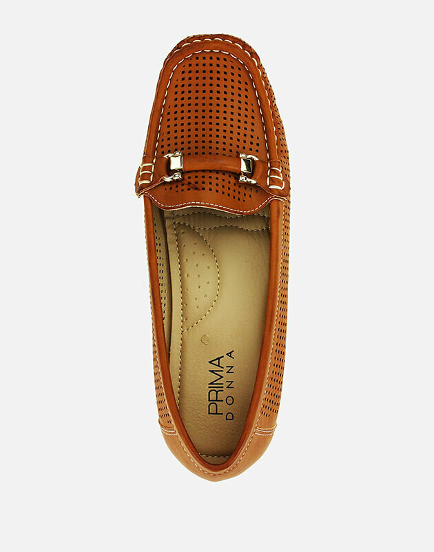 3097 Ballet  Shoes - camel