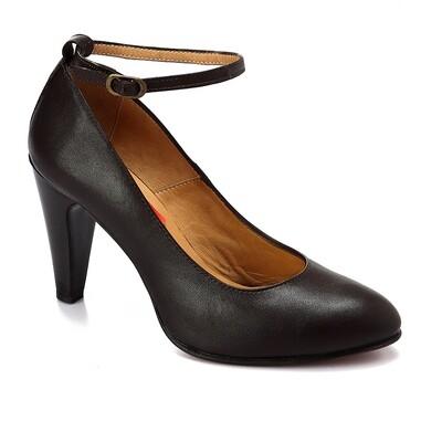 3111 Shoes -dark Brown