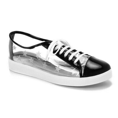3300 Casual Shoes  -Black