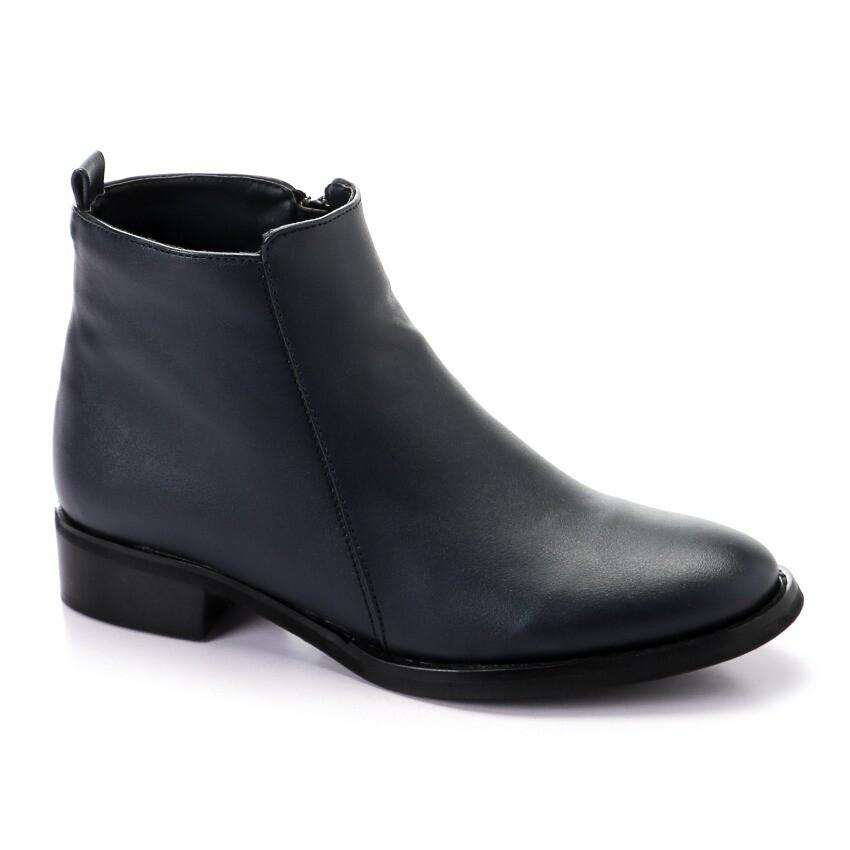 3761 Half Boot - NAVY