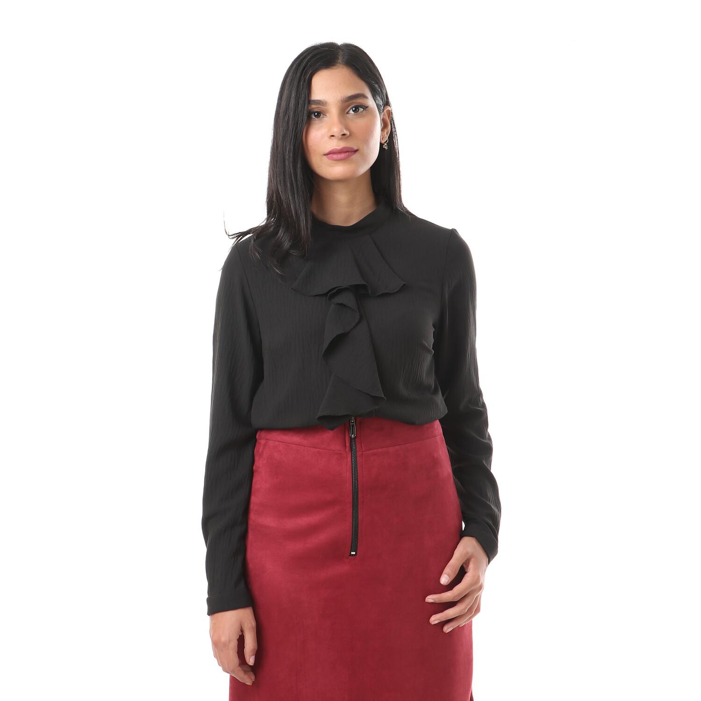 2633-Black_ blouse